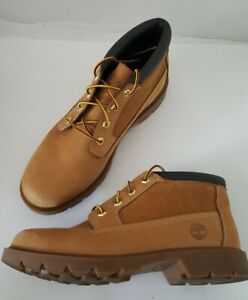 Timberland Women's Nellie Lace Up Utility Waterproof Ankle  Boots Size 10