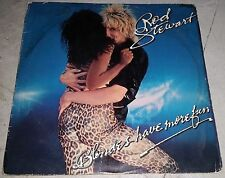 ROD STEWART - Blondes have more fun, or do they...? - Classic Rock Album / LP