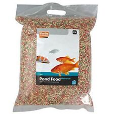 NOURRITURE D'ETANG 15L GRANULATS MIX 1,6KG FLAMINGO (1030480)