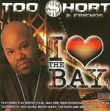 Too Short -   I Love The Bay   - New Factory Sealed CD