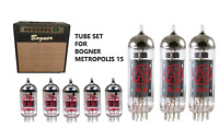 Tube Set - for Bogner Metropolis 15 JJ Electronics