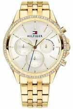 Tommy Hilfiger Ari | Gouden Pvd Stalen Armband | 1781977 Horloge