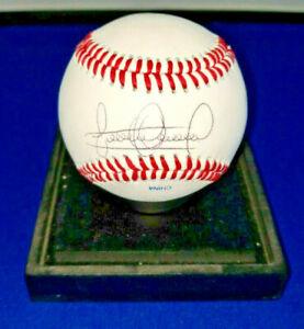 Elvis Andrus Autographed Rawlings CROLB Baseball