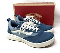 VANS Ultrararnge Rapidw Two Tone Blue Canvas Men's Sneakers VN0A3MVUXV9
