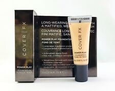 COVER FX Power Play Foundation N20 .16oz/5mL Travel Size New Release in Box