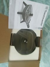 Small Electric Fry Pan Kitchen Skillet Mini Nonstick W/ Glass Lid 6 Inches NIB