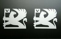 Exterior Vinyl Graphics For Vauxhall Opel Astra GTE/16v (Griffin Logo)(Set of 2)