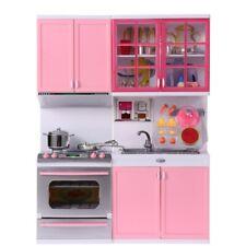 Mini Kitchen Set Children Pretend Play Cooking Tools Set Plastic Cookware Toys