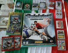 Album Calciatori 2008 2009 set completo,aggiornamento e film campionato panini