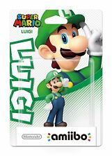 amiibo Luigi (Super Mario Collection) - BRAND NEW & DIRECT FROM NINTENDO AUS