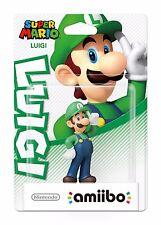 amiibo Luigi (Super Mario Collection) - BRAND NEW & DIRECT FROM NINTENDO AUS