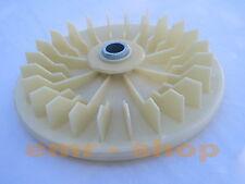 Lüfterrad für Sabo Elektro Rasenmäher SA35232, Messeraufnahme für 43 und 47 cm