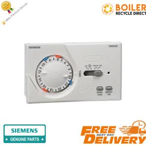 Siemens - Landis & Staefa Single Channel Timeswitch  - Rwb30E - New
