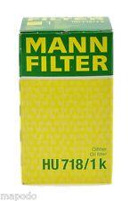 MANN Ölfilter HU 718/1K