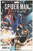 Spider-Man City At War 3 Marvel 2019 NM 1:25 Gang Hyuk Lim Variant