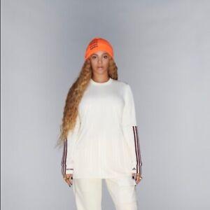 Women's Adidas Beyoncé Ivy Park Long Sleeve Soccer Jersey Top Ltd Edition