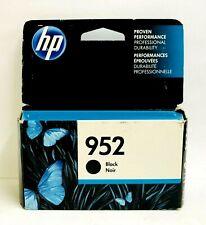 New Genuine HP 952 Black Ink Cartridge OfficeJet Pro 7720