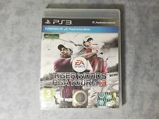 TIGER WOODS PGA TOUR 13 2013 PS3 PLAYSTATION 3 PAL ITALIANO COMPLETO COME NUOVO