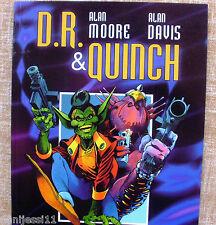 Comic, D.R. & Quinch/ Alan Moore/ Alan Davis/ 2001/ Dude Comics/ Otakuland
