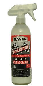 Bayes Total Detail waterless wash / detailer 33-0161-02