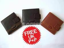 New PU (Faux Leather) Gents Mens Wallet 3 Colours