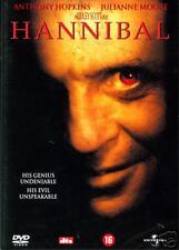 HANNIBAL - 2 DISC EDITION - ANTHONY HOPKINS - REGIO 2
