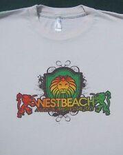 2008 West Beach Festival MEDIUM T-SHIRT Ziggy Marley Jason Mraz George Clinton