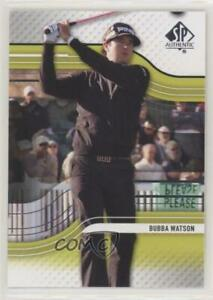 2012 SP Authentic Extended Series Bubba Watson #R2 Rookie