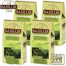 Basilur Regional Black Ceylon Tea Loose Leaf 4 X 100g Nuwaraeliya