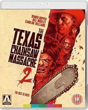 The Texas Chainsaw Massacre 2 Blu-Ray Blu-Ray Neuf (FCD1494)