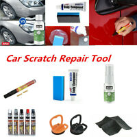 Car Scratch Repair Wax Polishing Remove Scratches Paint Care Remover Tool Kit