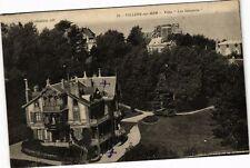 CPA Villers sur Mer - Villa Les Bosquets (271873)