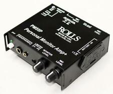 Optical Limiter is designed for performers who need to monitor their own signal