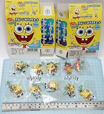 Sponge Bob Square Pants Mini Figure Mascot , 10pcs - Kabaya      ^_^1
