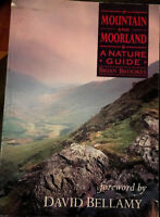 Mountain and Moorland: A Nature Guide by Brian Brookes (Paperback, 1989)