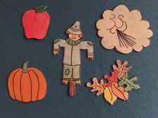 Fall Autumn Rhymes Felt Flannel Board Story Pellon