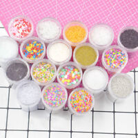 Polymer Clay Fake Candy Sweets Simulation Creamy Sprinkles Phone Shell Decor--
