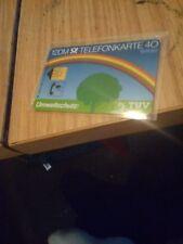Telefonkarte Tüv-Berlin Umweltschutz