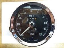 For MG Midget, A-H Sprite : SMITH Speedo MPH