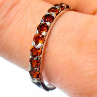Citrine 925 Sterling Silver Ring Size 11 Ana Co Jewelry R28005F