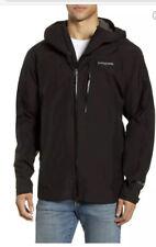 NWT Patagonia Calcite Goretex Jacket - Men's XXL Black Read Description $249