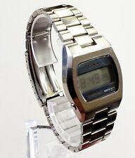RARE,UNIQUE Men's Vintage 1977's DIGITAL Watch SEIKO 0439-4009