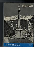 Merian - Innsbruck - 1955