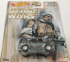 Star Wars Hot Wheels Dengar Ford Transit Super Van Bounty Hunter Series 6/6