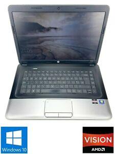 HP 655 - 500GB HDD, AMD E2-1800, 6GB RAM - Win 10 Pro