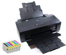 Epson Photo 1500W A3 / A3+ Photo Printer WIFI + Compatible Ink Cartridges Bundle