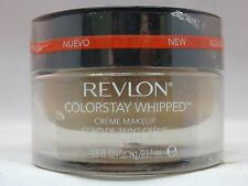 REVLON COLORSTAY WHIPPED CREME MAKEUP - #160 RICH GINGER - SEALED - LOT OF 2 -