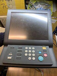 Oce CS620 Konica BizHub 5500 printer TOUCHSCREEN A03UA19EM0008743