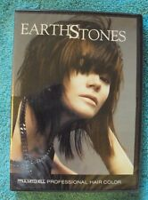 Paul Mitchell (DVD) Earth Stones - Cosmetology - Hair Stylist Instructional NEW