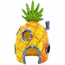 "LM Spongebob Pineapple Home Aquarium Ornament 6.5"" Tall"